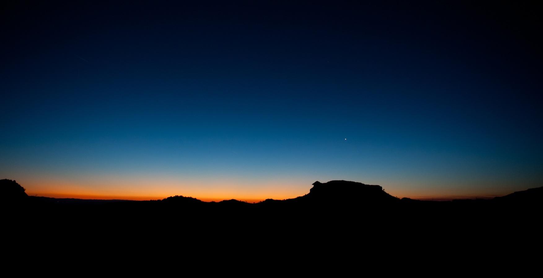 Twilight in Margalef