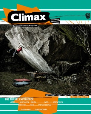 "Pictures of ""Elza"" in Climax Magazine & Geo Kompakt!"